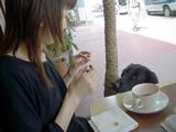MALIBU Cafeとワッフル(1)