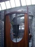 石の教会(入口)
